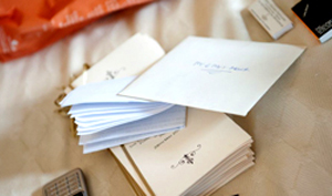 wedding paperwork italy