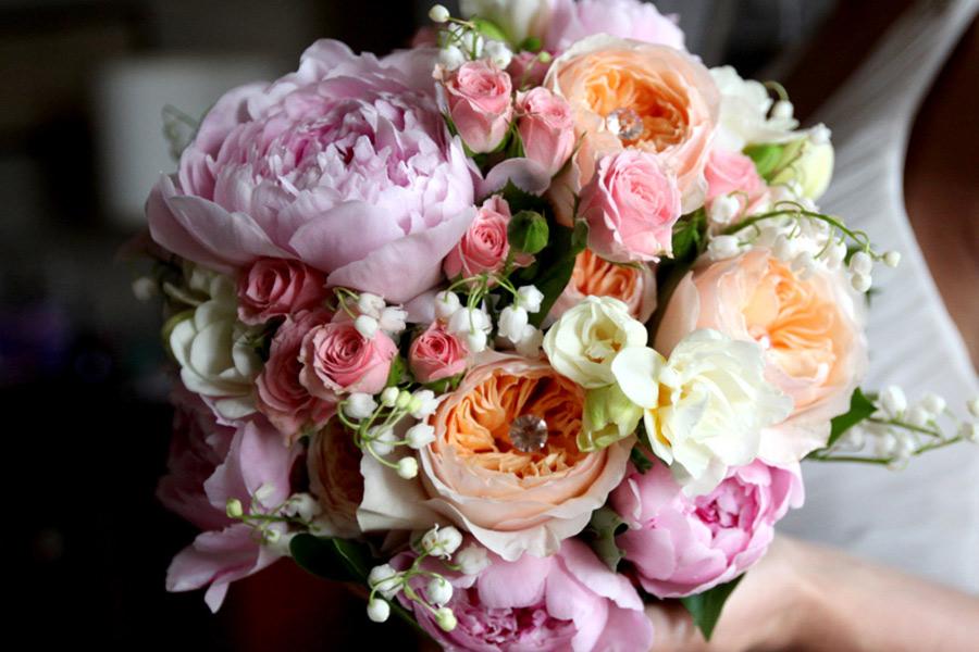 wedding italy bridal bouquet