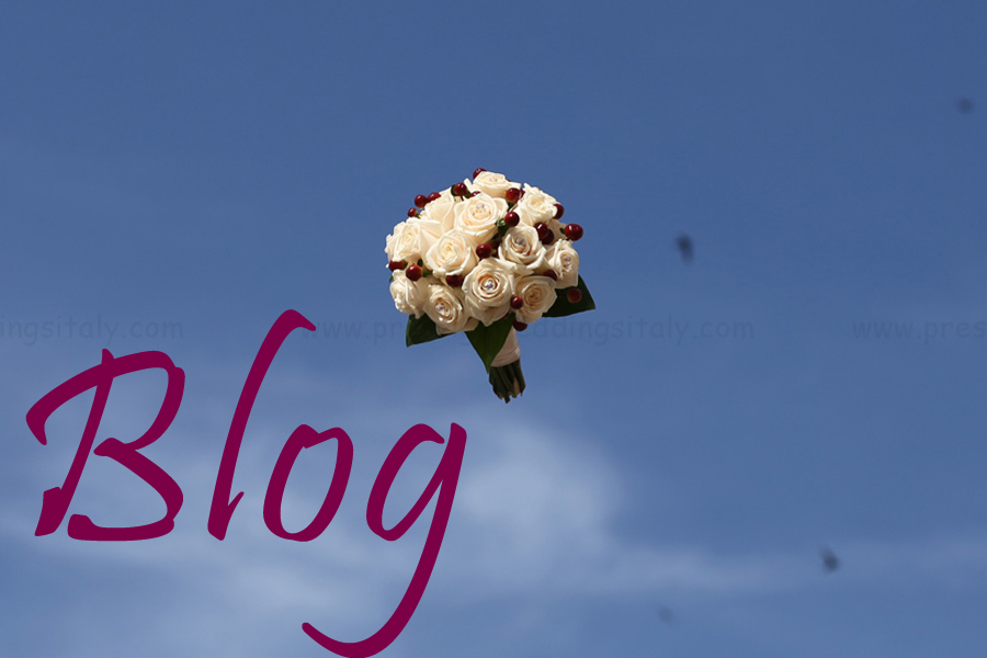 wedding Italy Blog bridal bouquet