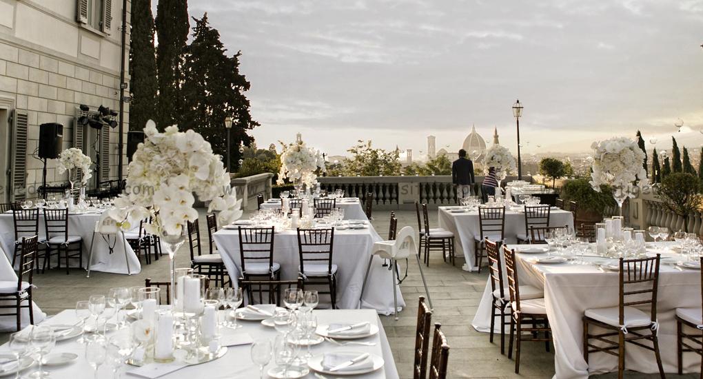 bryllup italia slott
