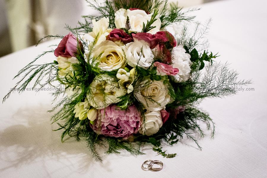 Flowers Archives - Prestige weddings Italy