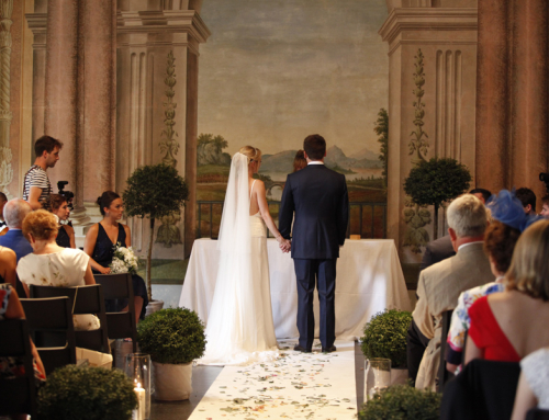 La Domus wedding venue – Real wedding in Orvieto