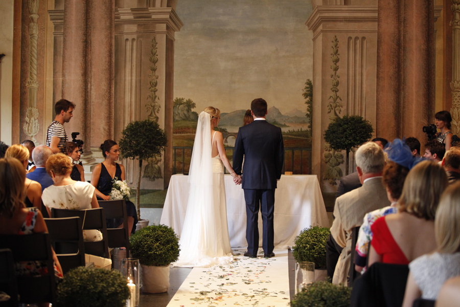 La Domus Orvieto wedding venue