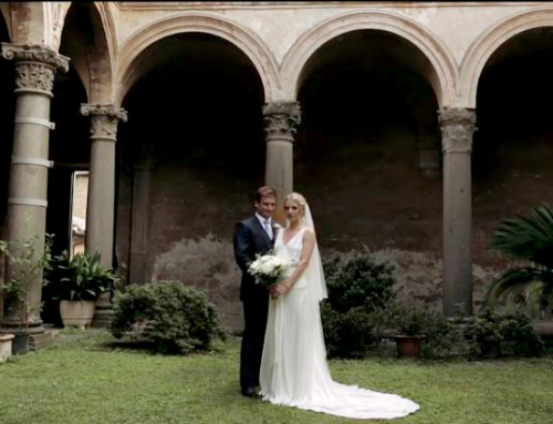 La Domus Orvieto wedding venue – Real wedding Video