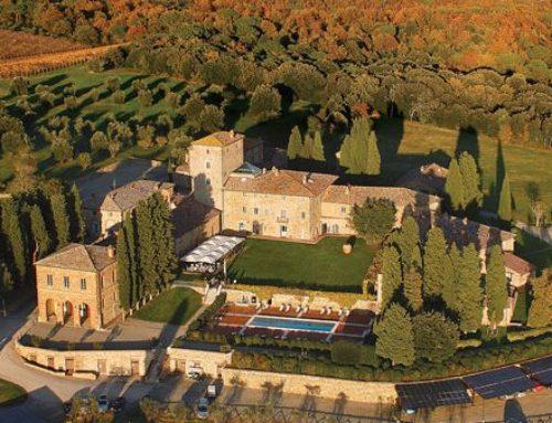 Borgo in Tuscany