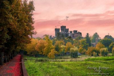 Wedding castle in Orvieto for your fairytale wedding