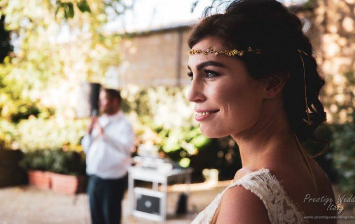 wedding in Orvieto - La domus wedding venue