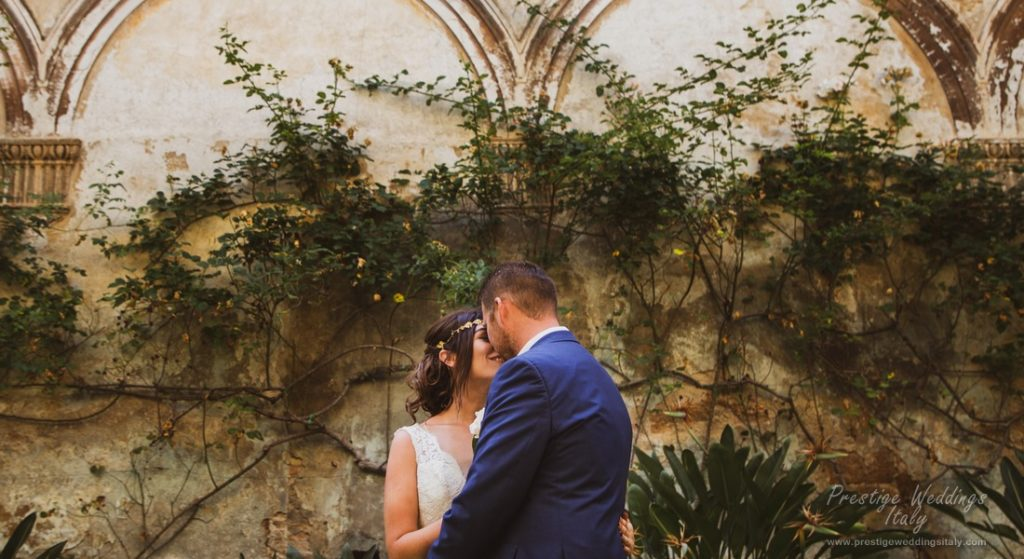 wedding in Orvieto - La domus wedding venue