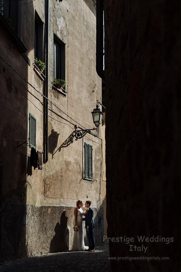 La Domus wedding venue in Italy Orvieto