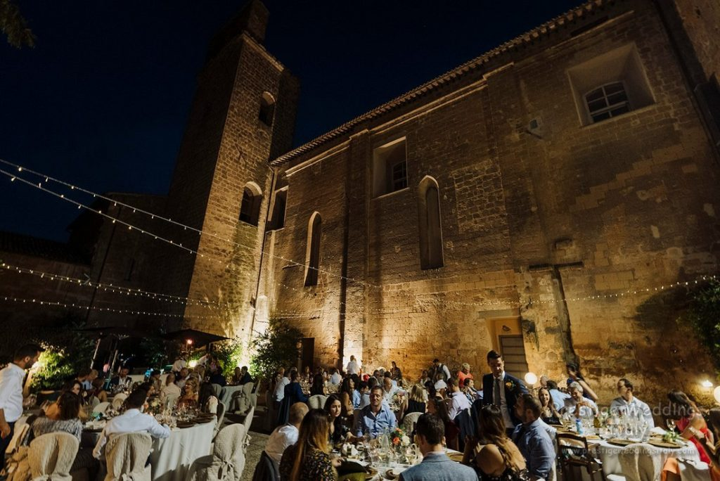 La Domus wedding venue in Orvieto Italy