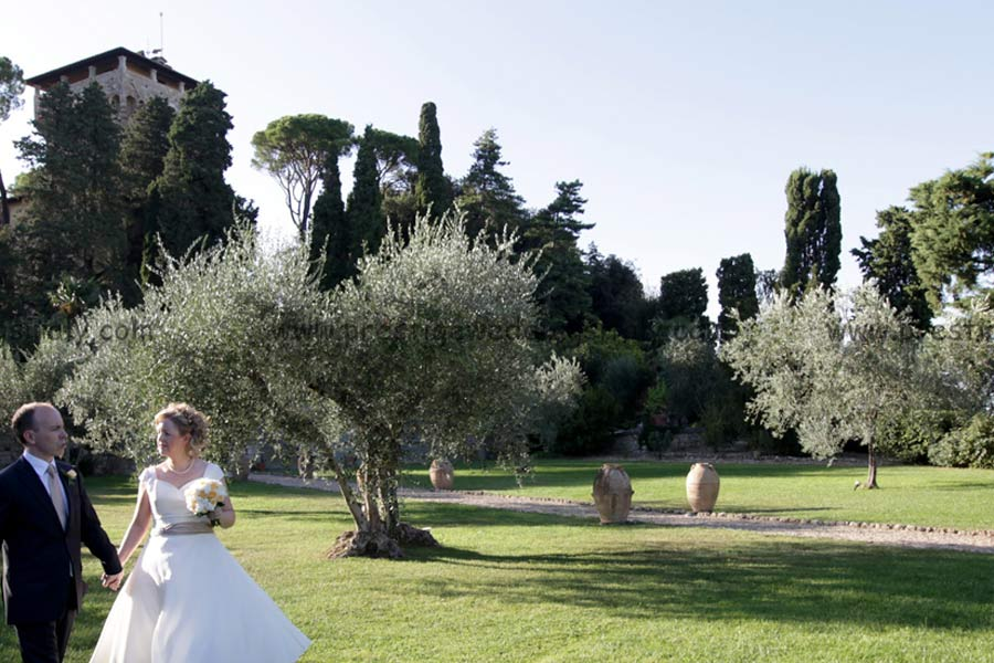 wedding castle in Tuscany to rent for your wedding
