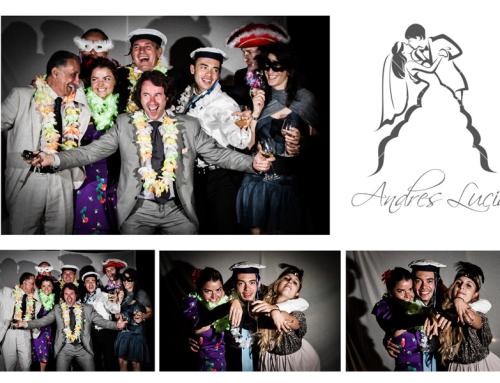 Photobooth wedding in Italy service
