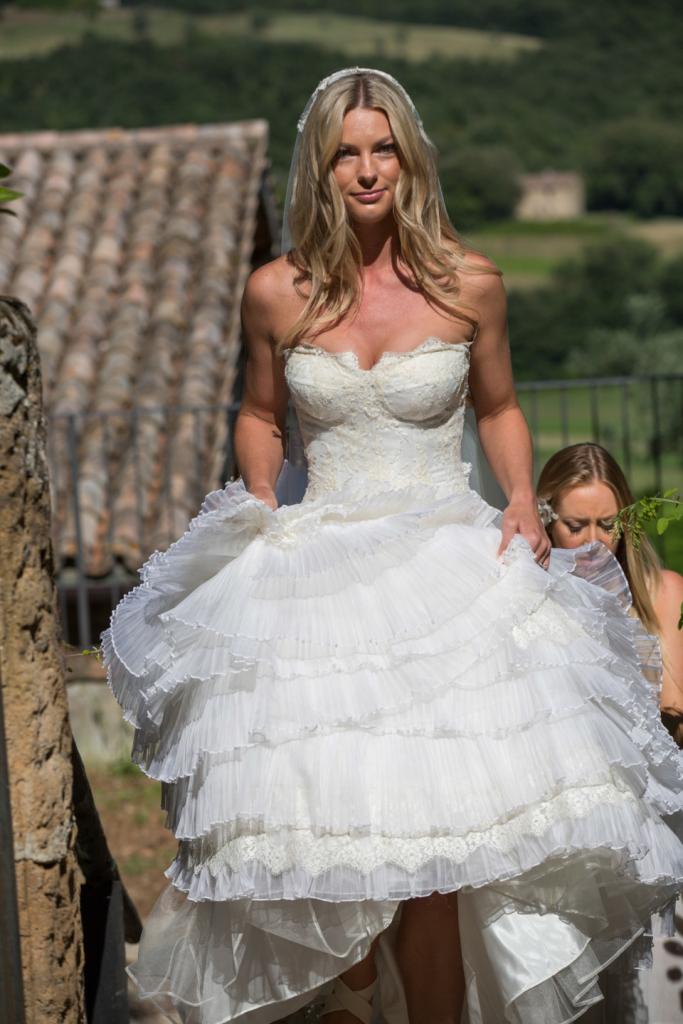 country style wedding in Italy planned by prestigewedddingsitaly.com