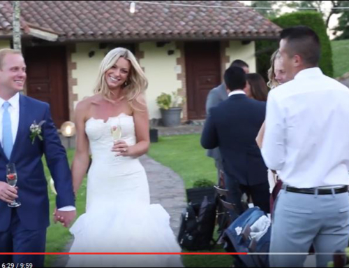 Real Wedding in Umbria Italy video