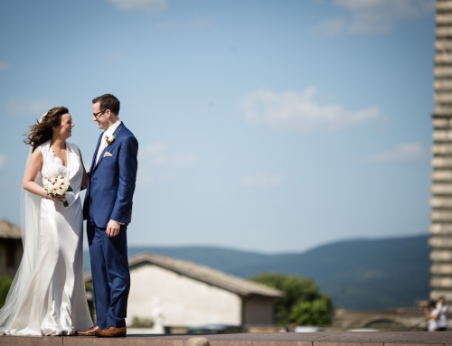 Real wedding in Orvieto La Domus wedding venue