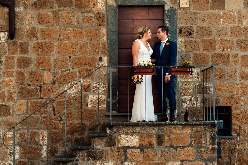 La Domus wedding venue in Itlay