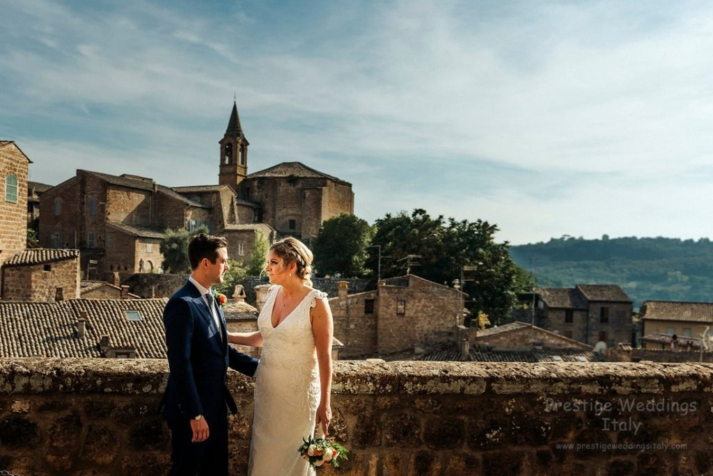La Domus wedding venue in Italy Orvieto
