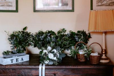 wedding tuscany bouquet