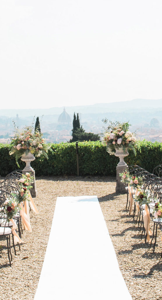 Ceremony in Florence